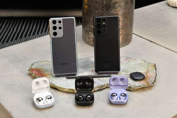 Samsung Galaxy S21 Ultra 5G Новый Оригинал