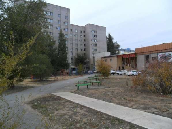 Однокомнатная квартира 9 м-н. г. Волжский