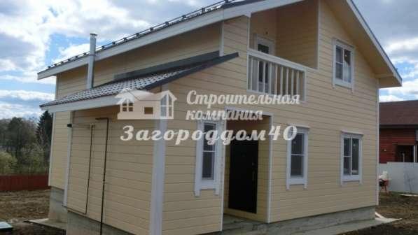Продаю коттедж в Калужской области у озера