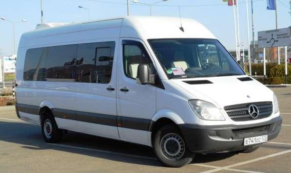 Заказ автобуса в Краснодаре, аренда автобуса, заказ автобуса