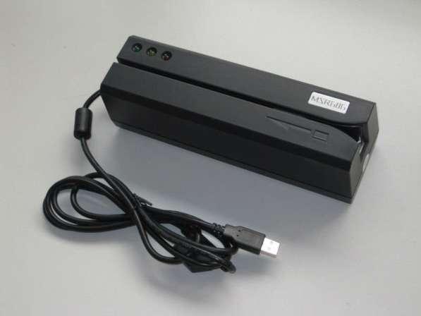 Энкодер MSR206 (аналог MSR605 / MSR606 / MSR609)