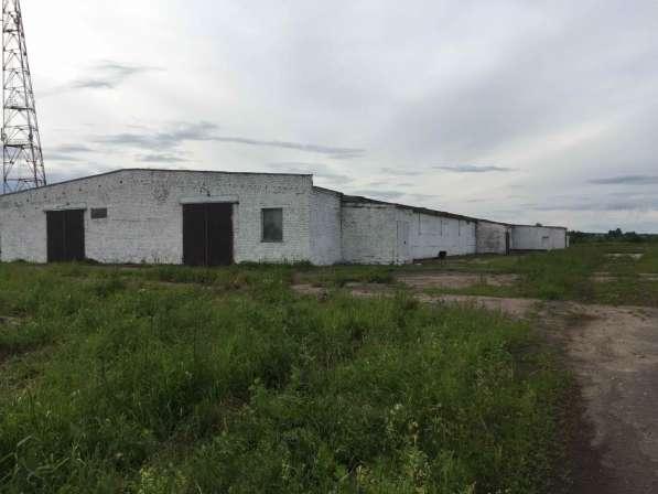 Склад, производство с земельным участком продам в Москве