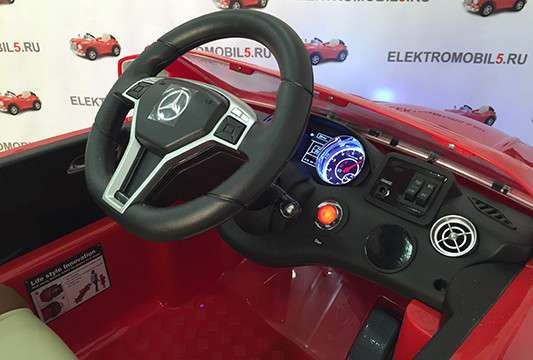 Продаем детский электромобиль мерседес cla45