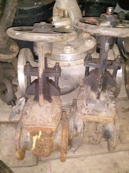 Запорная арматура:задвижки, вентиля, фланцы, сгоны см. фото в Ижевске фото 4