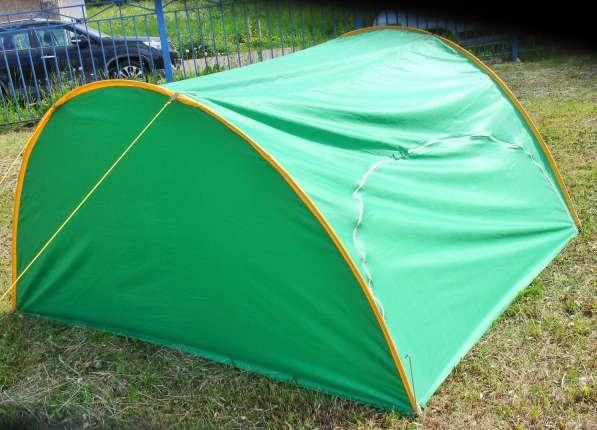 Палатка для рыбаков, охотников и туристов 3 (+1) местная
