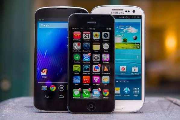Телефоны для всех iPhone 5S / 1 сим арта, Java