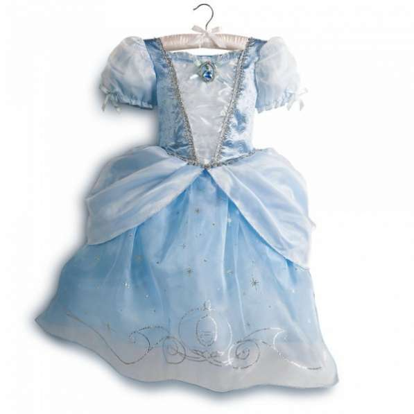 Платье Золушки и тиара фирменный Дисней США