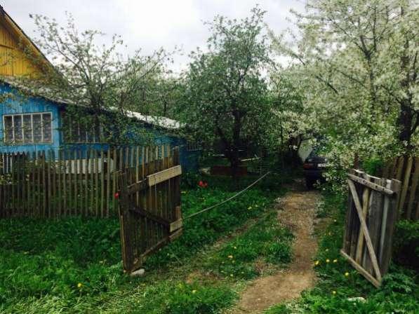 Продается пол дома с баней в деревни Колоцкое, Можайский район, 130 км от МКАД по Минскому шоссе.