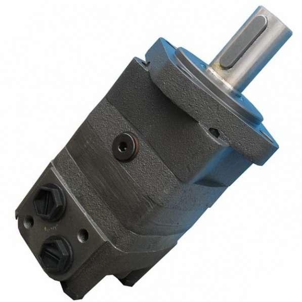 Гидромотор (шпонка) МГП-80, МГП-100, МГП-160, МГП-250, МГП-3