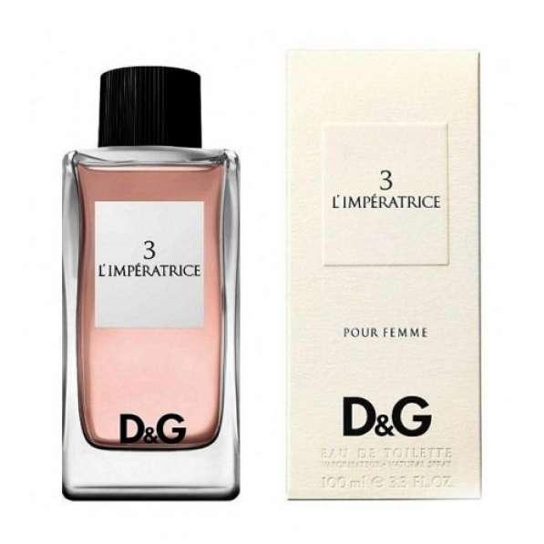 L`Imperatrice 3 Dolce&Gabbana (Императрица 3) edt 100 мл