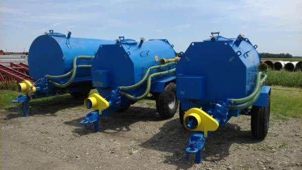 Бочка для перевозки воды АПВ
