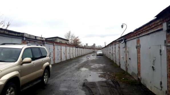 гараж район ЛЕСОБАЗА