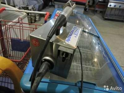 торговое оборудование Рыбочистка электрическая