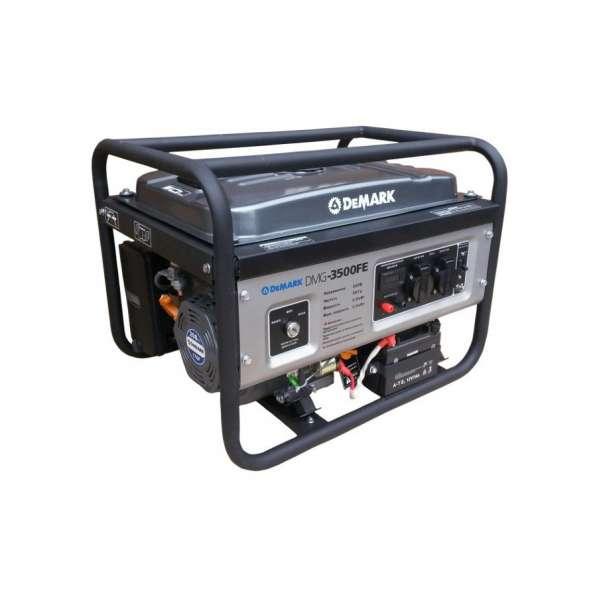 Электрогенератор DeMARK DMG-3500 FE