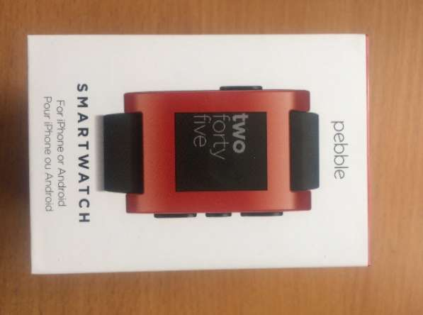 Pabble Smartwatch