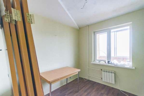 Продается двухкомнатная квартира улучшенной планировки, S=50 в Екатеринбурге фото 7