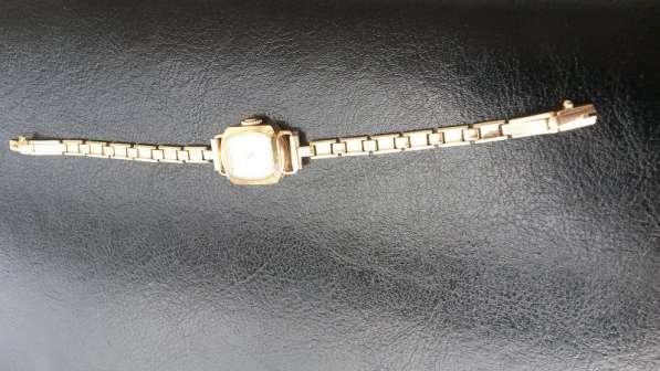 Золотые часы Советского пр-ства 1956-года