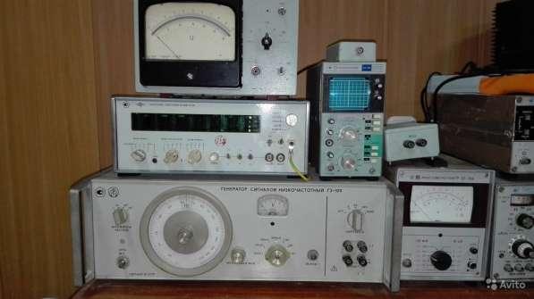 Продается комплект контрольно-измерительной аппаратуры
