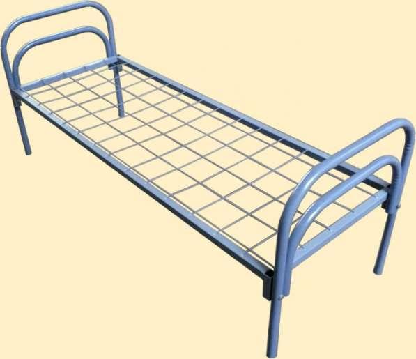 Металлические кровати для лагерей, рабочих, хостелов в Казани фото 8