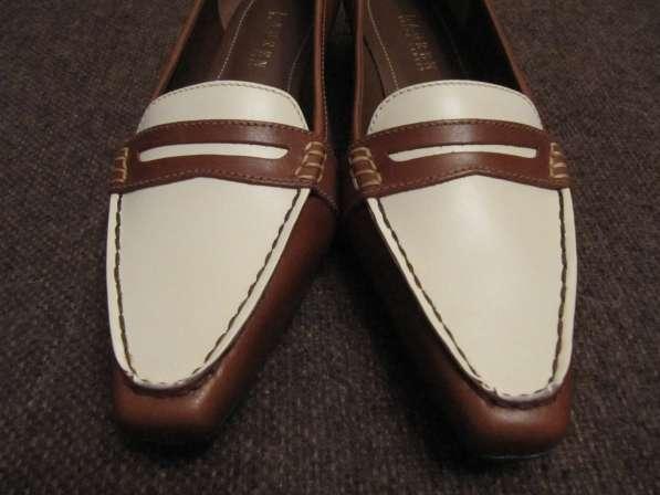 Туфли кожаные Ralph Lauren Vintage (Бразилия) в Москве фото 3