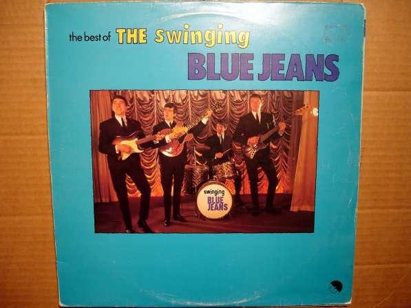 Пластинка виниловая Swinging Blue Jeans - Best Of