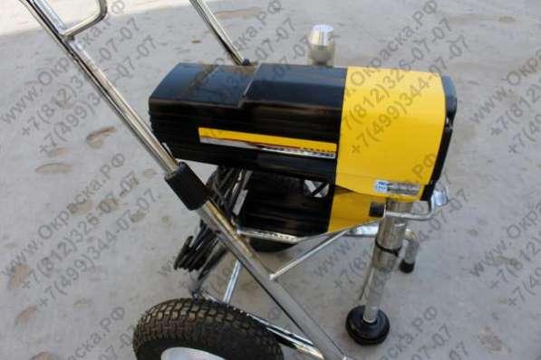 Поршневой окрасочный аппарат AS-4000 PROFI