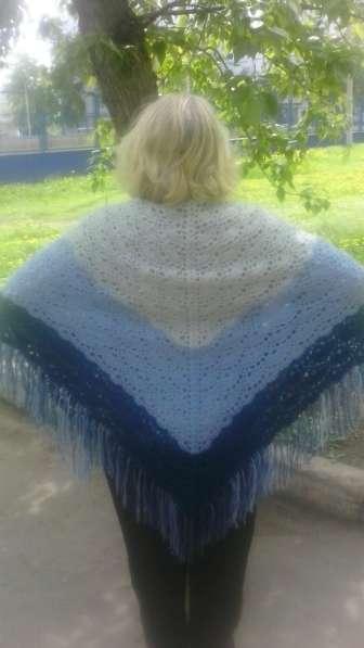Эта голубо - синяя шаль