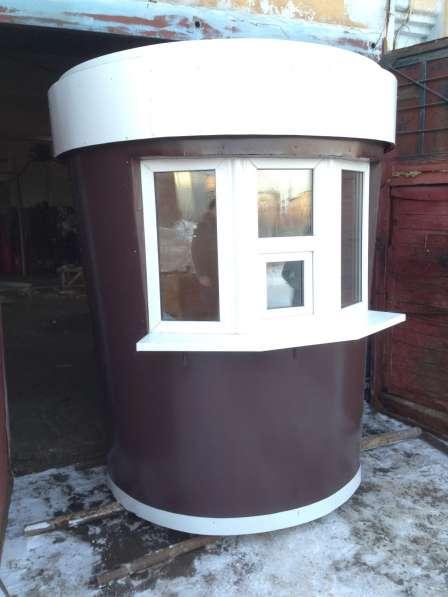 Киоск КОФЕ в виде стаканчика в Екатеринбурге фото 6