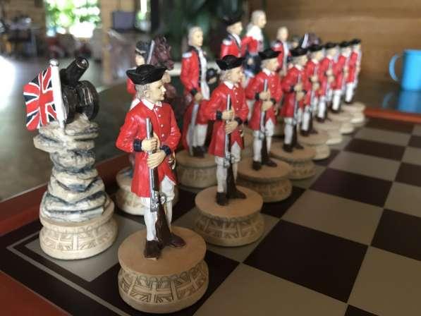 Продаю оригинальные шахматы. Лучший подарок!