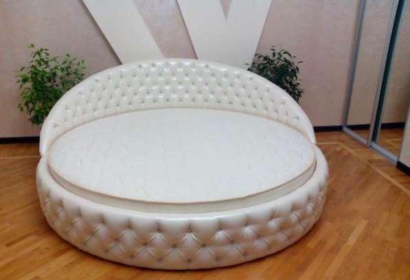 Круглая кровать Victory