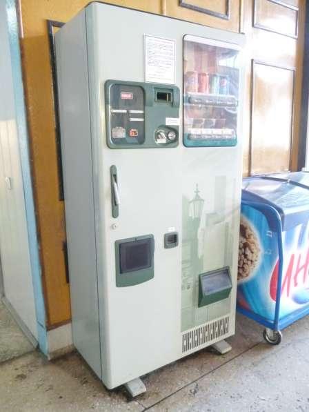 Продам действующий Vending бизнес - сеть торговых автоматов