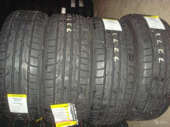 Новые шины dunlop 195/60 R15 Direzza