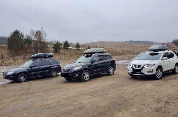 Автобоксы TERRA DRIVE на любые автомобили в Москве фото 9