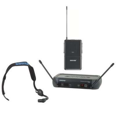 Микрофон Shure PGX14/PG30 головная радио