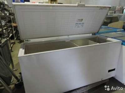 торговое оборудование Морозильный ларь 1400 лит