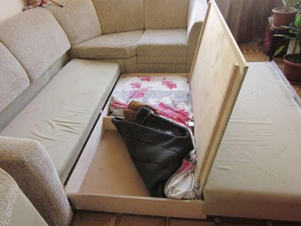 Угловой диван раскладной в фото 3