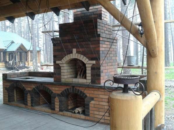 Каменщик-печник в Новосибирске фото 10