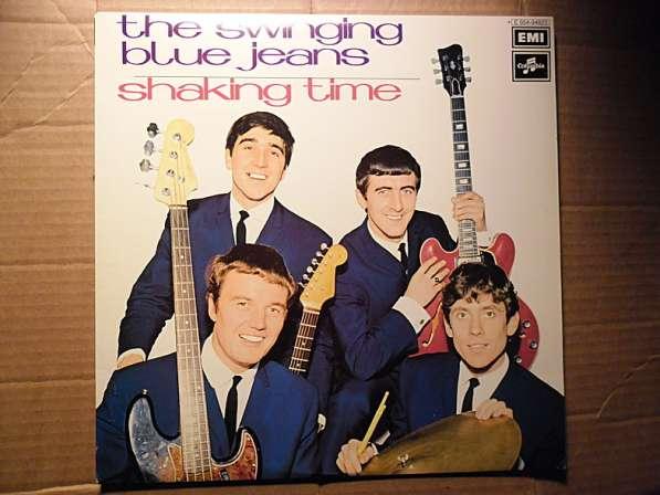 Пластинка винил Swinging Blue Jeans - Shaking Time