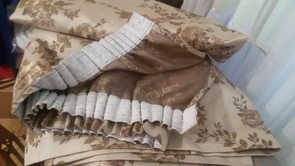 Шторы в спальни
