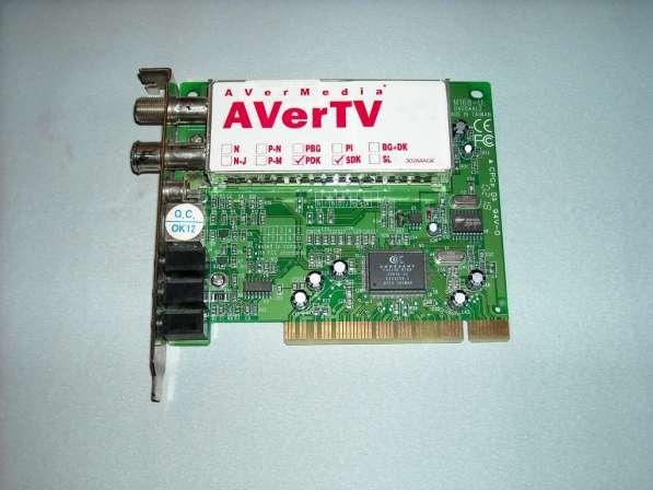 PCI TV тюнер AVerTV Studio 203