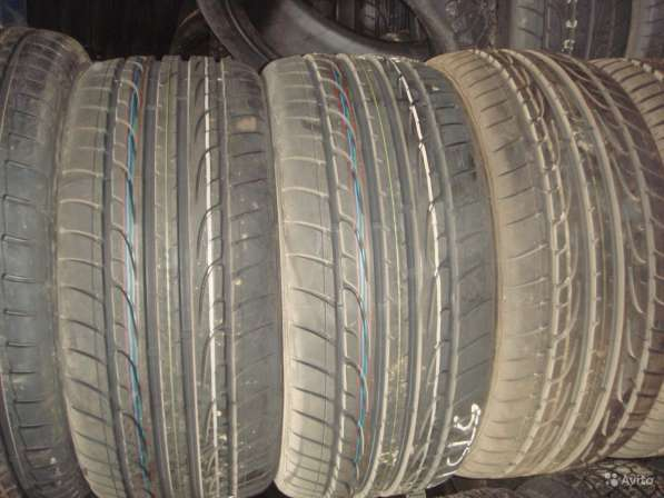 Новые Dunlop 235/40 R18 SP Sport Maxx 91Y