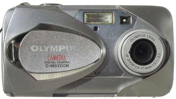 Olympus C-460 ZOOM