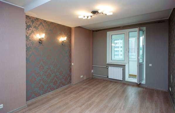 Косметический ремонт квартир, наклейка обоев