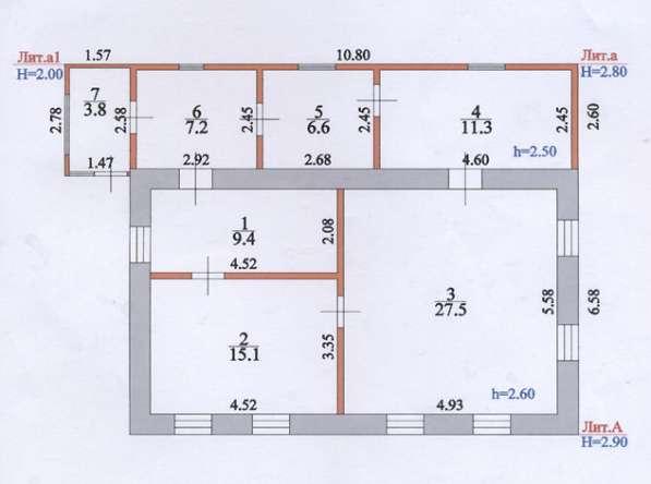 Дом 80 кв. м. продам