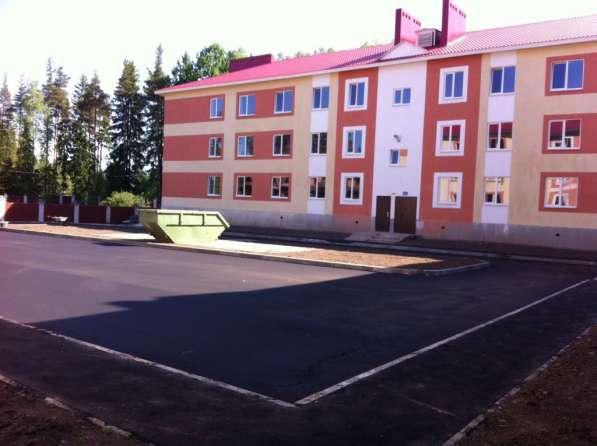 Продаются 2-х комн. квартиры в новостройке п. им. Калинина