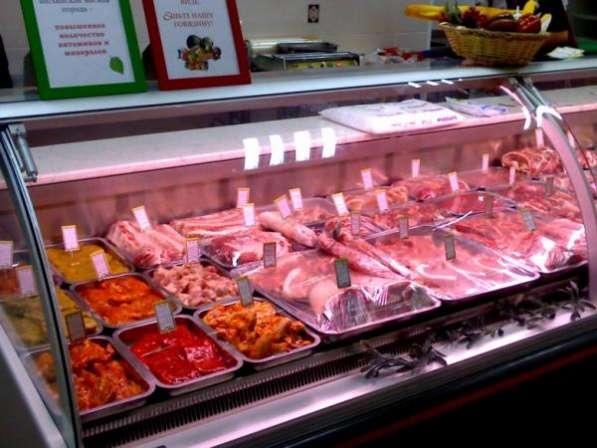Магазин мяса и полуфабрикатов