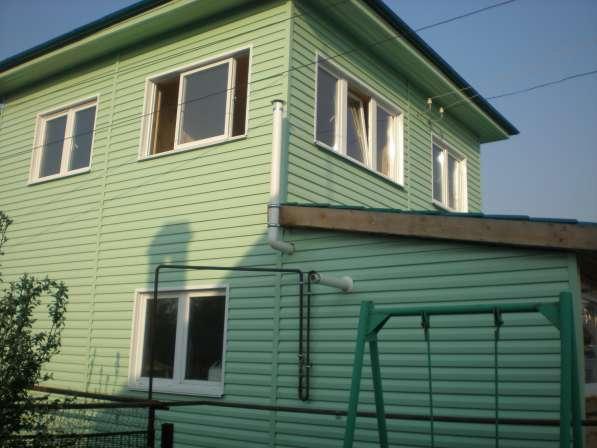 Монтаж и ремонт кровель, фасадов, мансардных окон в Новосибирске