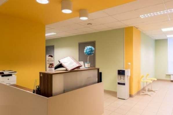 Медицинский центр с собственным помещением