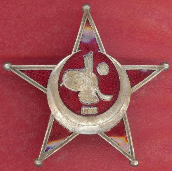 Турция Османская империя Галлиполийская звезда ПМВ
