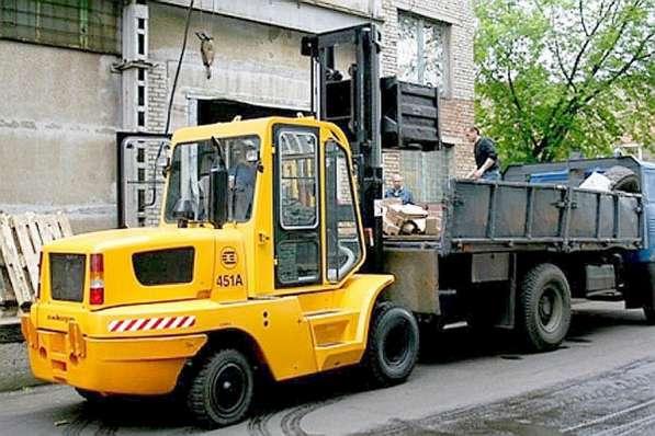 Автопогрузчик вилочный АМКОДОР 451А в Москве фото 4